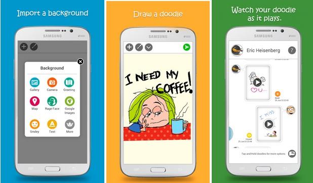 doodle app